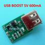 Usb Conversor Dc-dc 5v Regulador Tensão Step -up