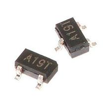 5 Transistores A19t - Ao3401 - Ao 3401 Smd Usado Em Receptor