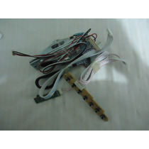 Kit Cabo Flat Lvds Auto Falante Sensor Philco Ph22531dm
