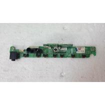 Teclado + Sensor Sucata Tv Jvc Lt26x575 Lca90351