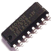 Ci Oz8602 Smd - Oz8602gn - 8602 - Oz 8602g - 8602gn -j11