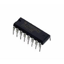 Circuito Integrado Cd4511 Decodificador Bcd - 7 Segmentos