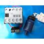 Sensor Nível Água Aquário+ Filtro+ Contator110v Icos Lc26m40