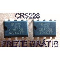 Ci Cr5228 5228 Dip8 Comutação Fonte - Frete Grátis