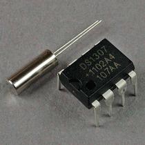 Ci Ds1307 Rtc Serial I2c + 1 Cristal 32.768 ( 1 Ci )
