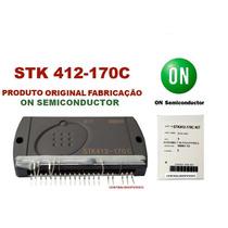 Stk412-170 C Stk 412-170 C Kit Puro Original Sanyo Completo