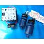 2 Sensor Nível Água Aquário+ Filtro+ Contat110v Icos Lc26m40