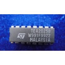 Tea2025 Tea 2025 - 1w Stereo Amplifier 16p...