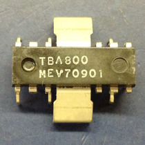 Tba800 Tba 800 - Audio Power Amplifier 12p.