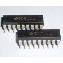 Ht12e + Ht12d Decoder P/ 433mhz Controle Rf