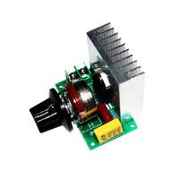 Regulador De Tensão Elétrica 3800w 60-220v Ac Motor Veloci