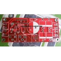 Placa Lisa Para Montar Amplificador Tda7377 Tda7375 Tda7379