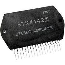 Stk4142 Ii - Stk 4142 Ii - Qualidade Superior - Chip