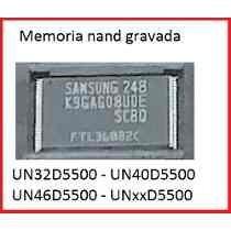 Memoria Nand Gravada Un32d5500 Un40d5500 Un46d5500