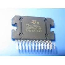 Tda7851 - Tda 7851 - Saida De Som - 100% Original