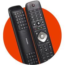 Controle Remoto Com Teclado Tv Philips Original 55pfg7309/78