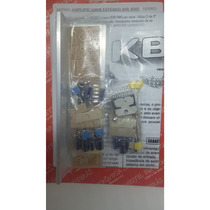 Kit Amplificador Stereo 30w Rms
