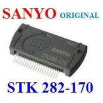 Stk282-170 Amplificador De Áudio Original C/garantia + Novo!