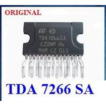 Tda7266sa - Tda 7266sa - Tda 7266 Sa - C. I Original