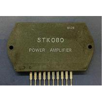 Stk080 - Stk 080 - Amplificador De Audio - Novos Originais