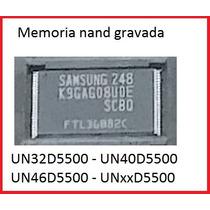 Memoria Nand Gravada - Un32d5500 Un40d5500 Un46d5500
