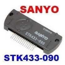 Stk433-090 Stk 433-090 Sanyo 100% Original - Leia O Anuncio