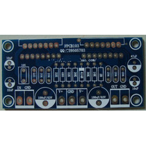 Placa Lisa Amplificador Com Tda7293 Paralelo 180 Watts Rms