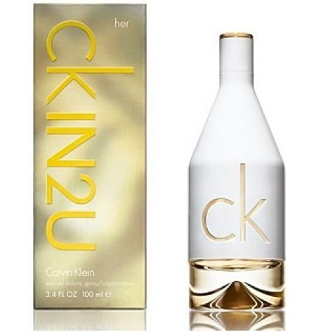Ck In2u Her 100ml By Calvin Klein Feminino Lacrado Edt