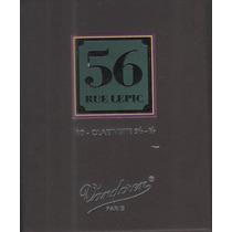 Palheta Vandoren 56 Rue Lepic Para Clarinete Sib (bb) # 5