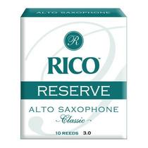 Palhetas Rico Reserve Sax Alto Classic 2