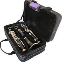 Clarineta Em Sib 17 Chaves Eagle Cl04