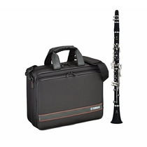 Clarinete Yamaha Ycl-255 Bb 17 Chaves * New *