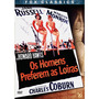 Dvd, Homens Preferem As Loiras - Marilyn Monroe, Jane Russel
