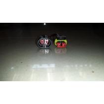 Plug Ou Conector Para Bobinas De Compressor Ar Condicionado