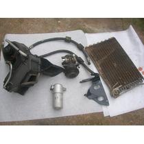 Kit Ar Condicionado Opala Caravan Compressor Suporte Radiado