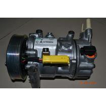 Compressor Novo Do Ar Condicionado Citroen C4/307/ C4 Pallas