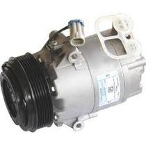 Compressor Celta 01 Até 06 Delphi 6pk -novo + Filtro Secador