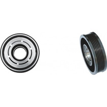 Polia Do Compressor Gm Delphi Meriva/corsa/palio 1.8