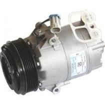 Compressor Gm Astra 99 2000 2001 Com Adaptador - Novo Delphi