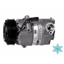 Compressor Vw Cross Fox / Space Fox Polia 6pk Original Novo