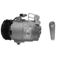Compressor De Ar Condicionado + Filtro Secador Celta, Prisma