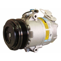 Compressor Gm Meriva Polia 5pk Original Delphi Frete Grátis
