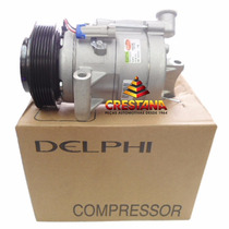 Compressor Do Ar Condicionado Gm Cruze Novo Original Cs20227