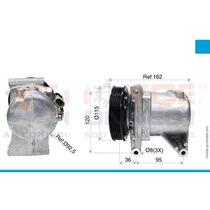 Compressor Uno Fire/uno Novo/ Palio Fire 1.0 Calsonic 06 &gt