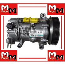 Compressor Ar Condicionado Peugeot 307 1.6 16v 2003/2012