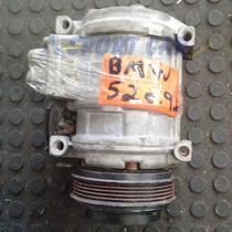 Compressor De Ar Condicionado Bmw 520i 1990 E34 - Sport Car