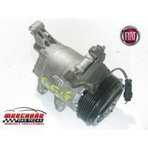 Compressor Ar Fiat Grand Siena 1.6 16v Original