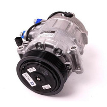 Compressor Do Ar Condicionado Audi A6 2.0 2001 A 2005
