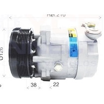 Compressor Gm Vectra 94/95/96 Harisson V5 / Astra Antigo