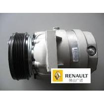 Compressor Renault Megane/ Scenic 1.6 16v Gas 2001 + Filtro